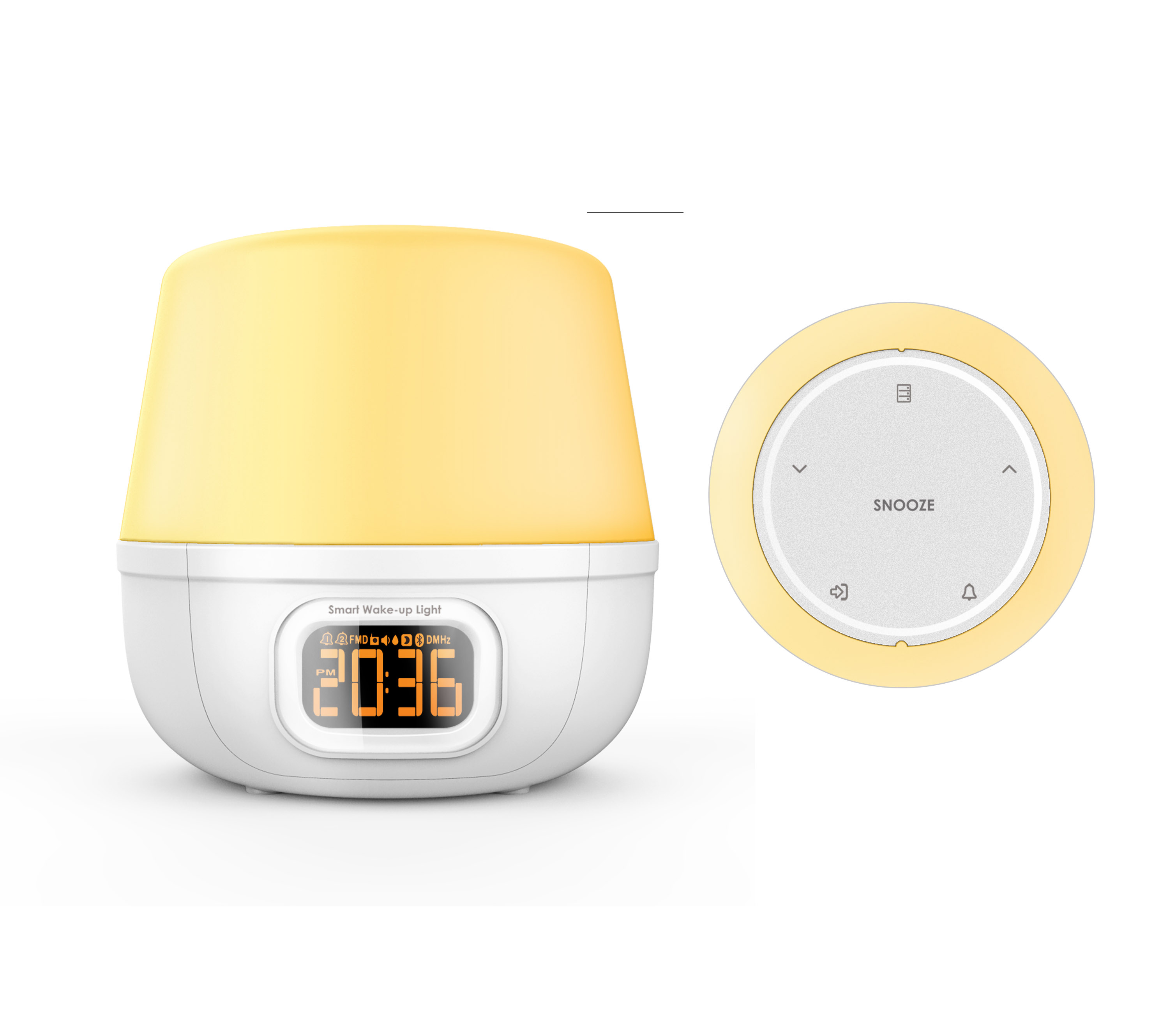 App Wake Up Light AML 008