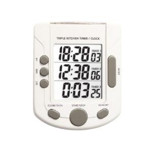 Dual Sensor Thermometer